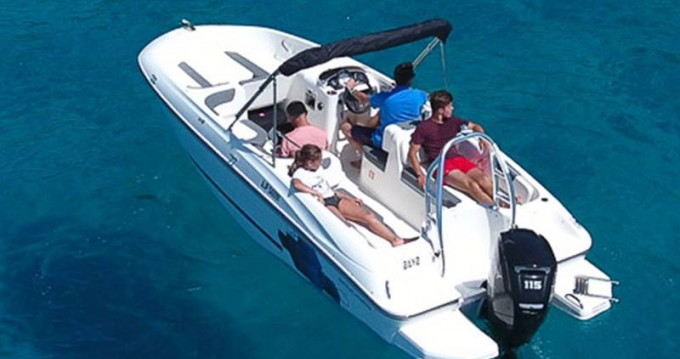Boat rental Palma cheap Element
