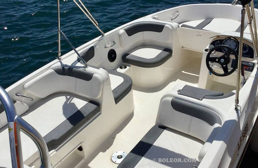 Boat rental Palma cheap Element