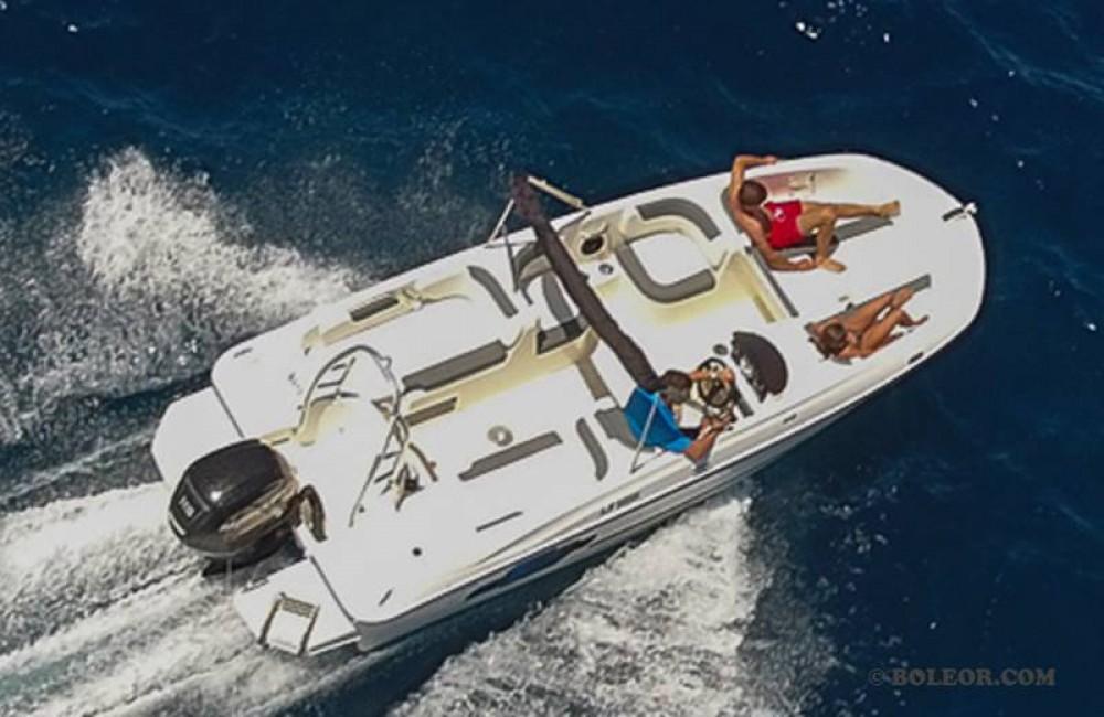 Location bateau Bayliner Element à Palma sur Samboat