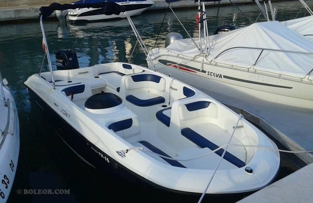Location yacht à Palma - Bayliner Element sur SamBoat