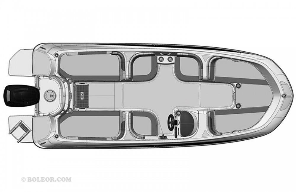 Rental yacht Palma - Bayliner Element on SamBoat