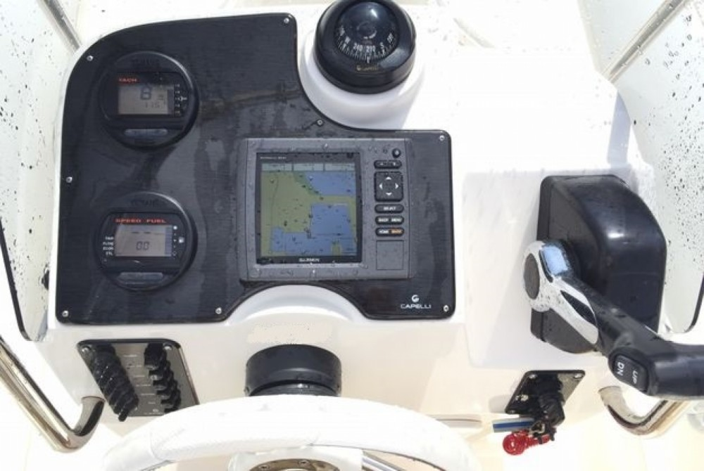 Rental RIB in Saint-Georges-de-Didonne - Capelli Tempest 600