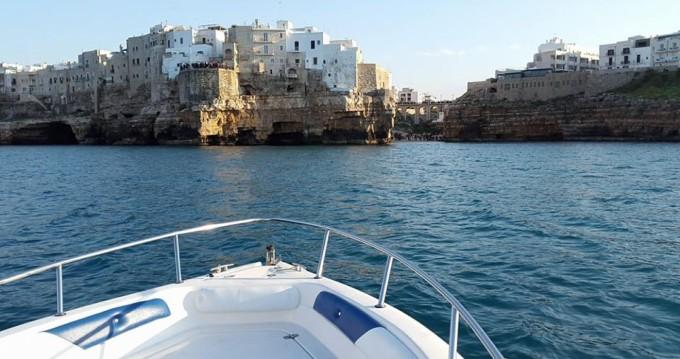 Location yacht à Polignano a Mare - Mano Marine 21.50 Sport Fish sur SamBoat