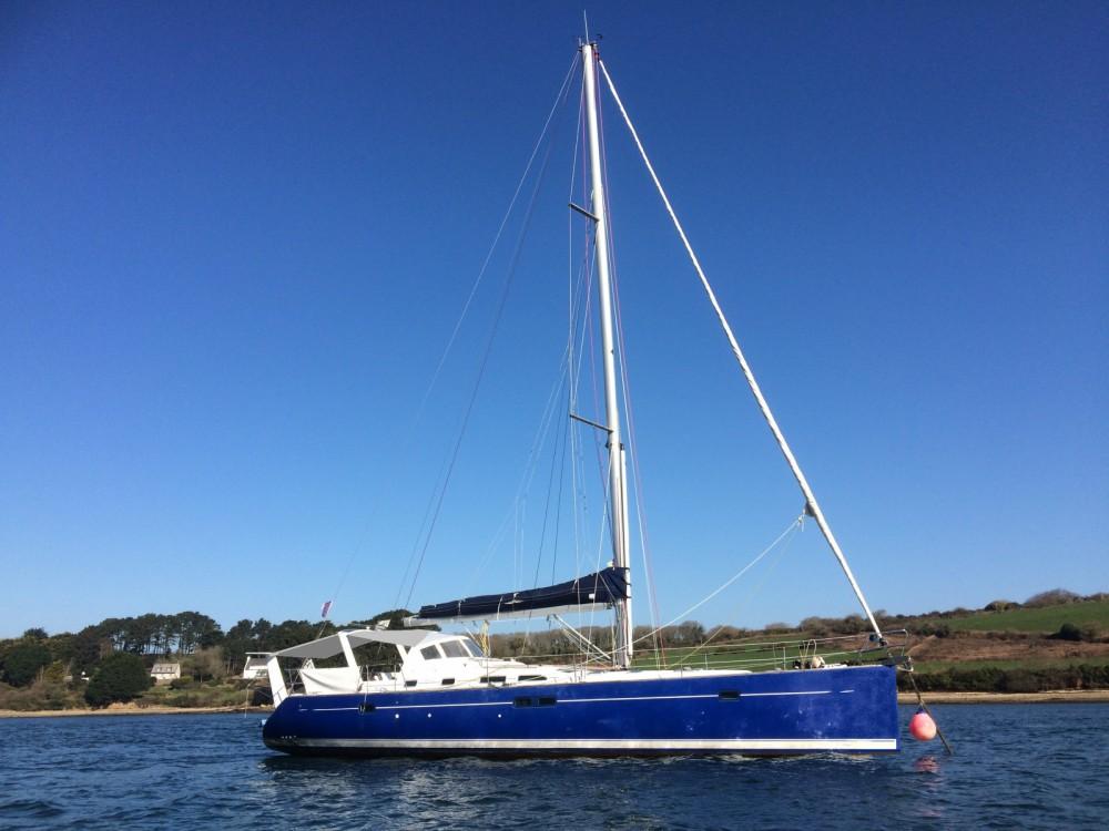 Location bateau Landéda pas cher Oceanis 473