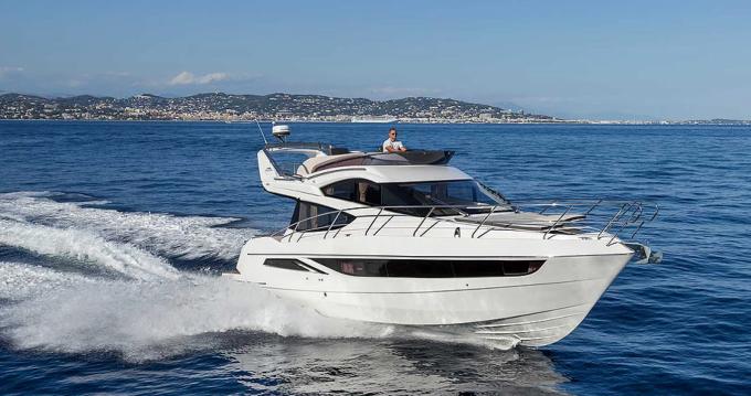 Galeon Galeon 380 Fly entre particuliers et professionnel à Cannes