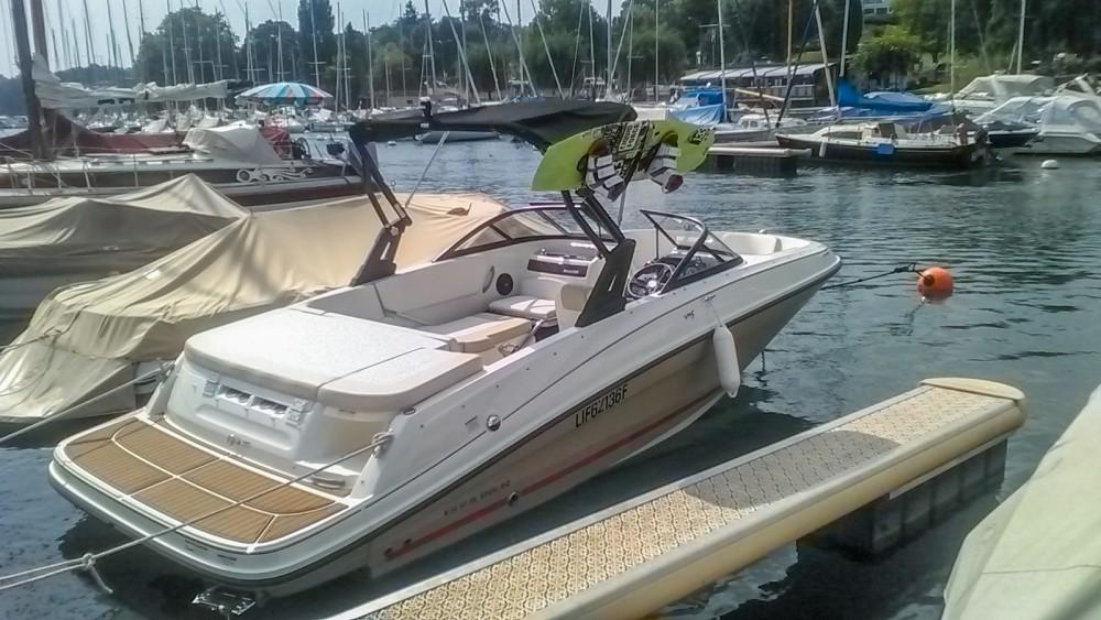 Bootsverleih Bayliner VR5 Chens-sur-Léman Samboat