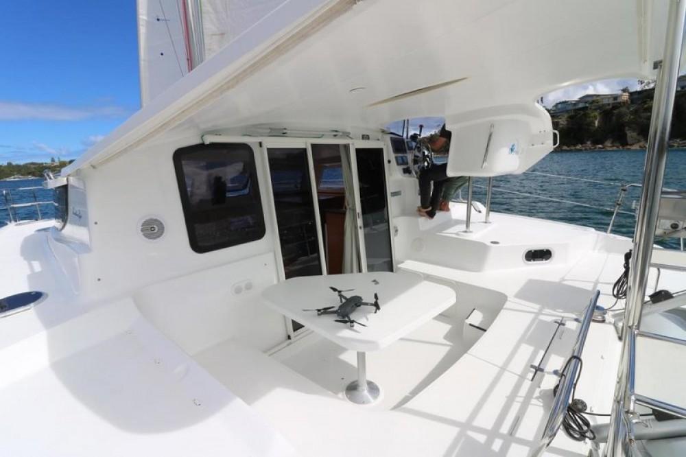 Rental yacht Fethiye - Fountaine Pajot Mahe 36 Evolution on SamBoat