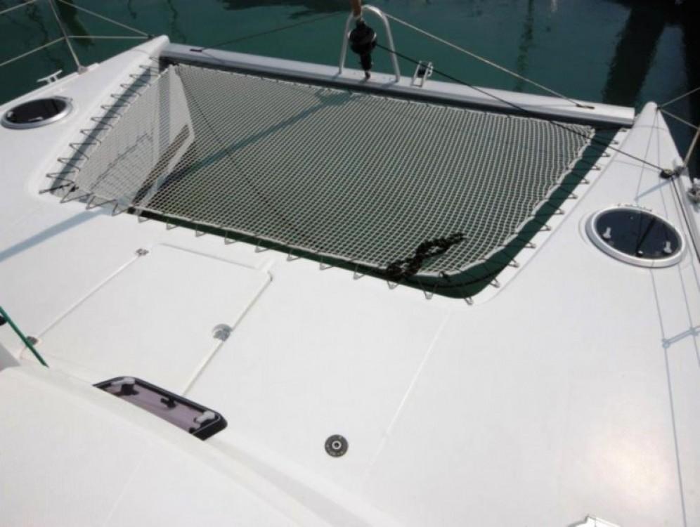 Boat rental Fethiye cheap Mahe 36 Evolution