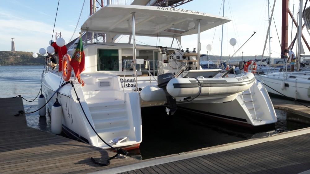 Lagoon Lagoon 42 entre particuliers et professionnel à Marina