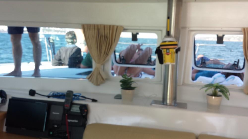 Louer Catamaran avec ou sans skipper Lagoon à Marina