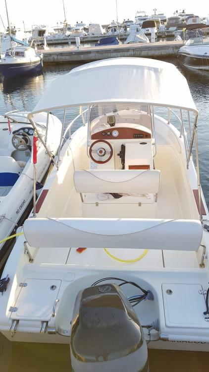 Rental yacht  - Blu&blu RASCALA FUTURAMA 550 on SamBoat