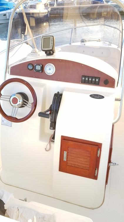 Noleggio Barca a motore con o senza skipper Blu&blu Antibes