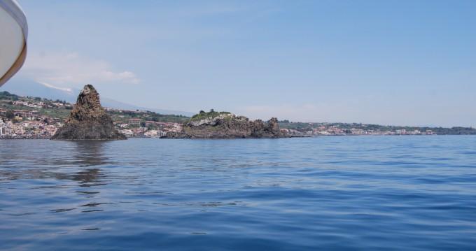 Location bateau Riposto pas cher mira 34