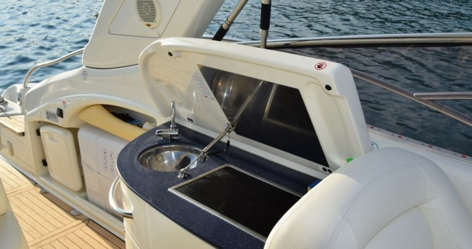Louer Bateau à moteur avec ou sans skipper Cranchi à Xàbia / Jávea