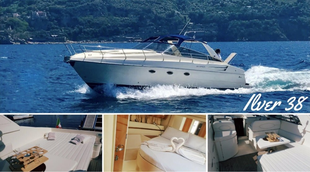Boat rental Ilver ilver 38 in Vico Equense on Samboat