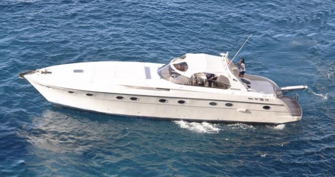 Location bateau Vico Equense pas cher  Top line 50