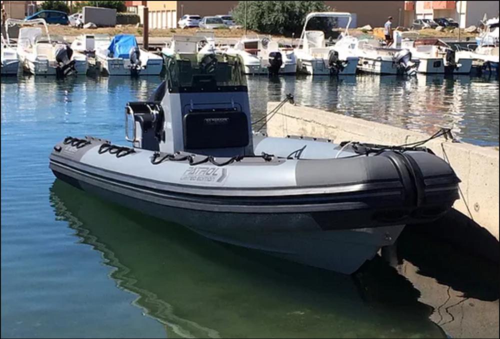 3D Tender Patrol 650 entre particuliers et professionnel à Pérols