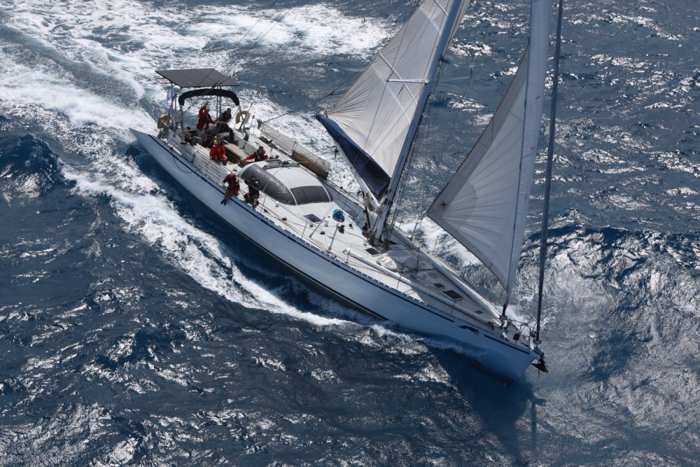 Louez un Leguen Hemidy levrier des mers 20,20 mtr à Cherbourg-en-Cotentin
