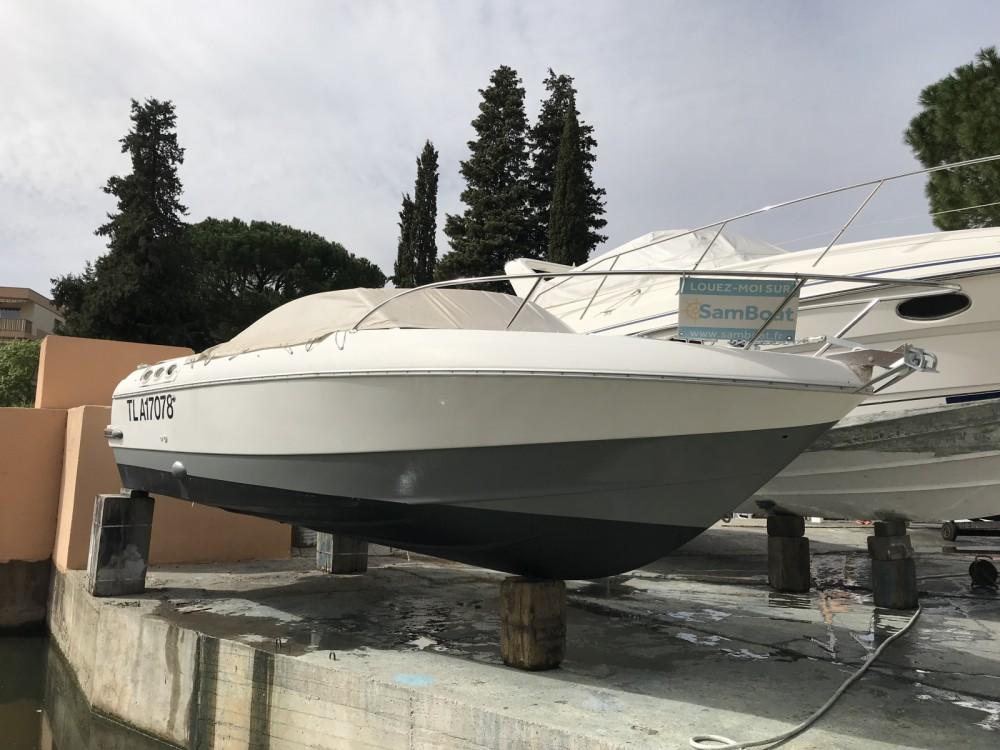 Location bateau Bénéteau Flyer Viva 6.80 à Mandelieu-la-Napoule sur Samboat