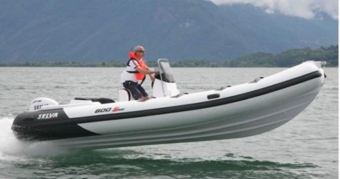 Location bateau Selva Selva D600 Special à Pianottoli-Caldarello sur Samboat