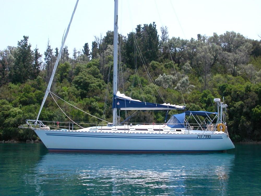 Location Voilier à Lipari - Gibert Marine Gib Sea 442