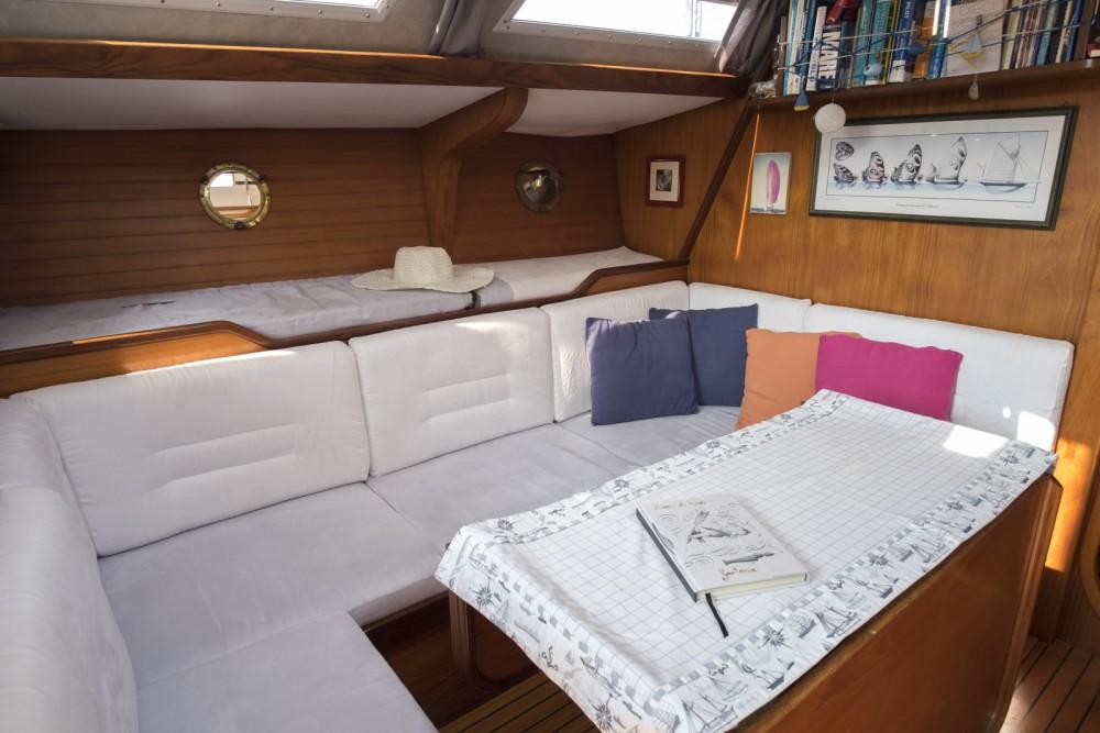 Noleggio Barca a vela con o senza skipper Gibert Marine Lipari