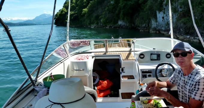 Location bateau Pacific Craft 690 DC à Le Bourget-du-Lac sur Samboat