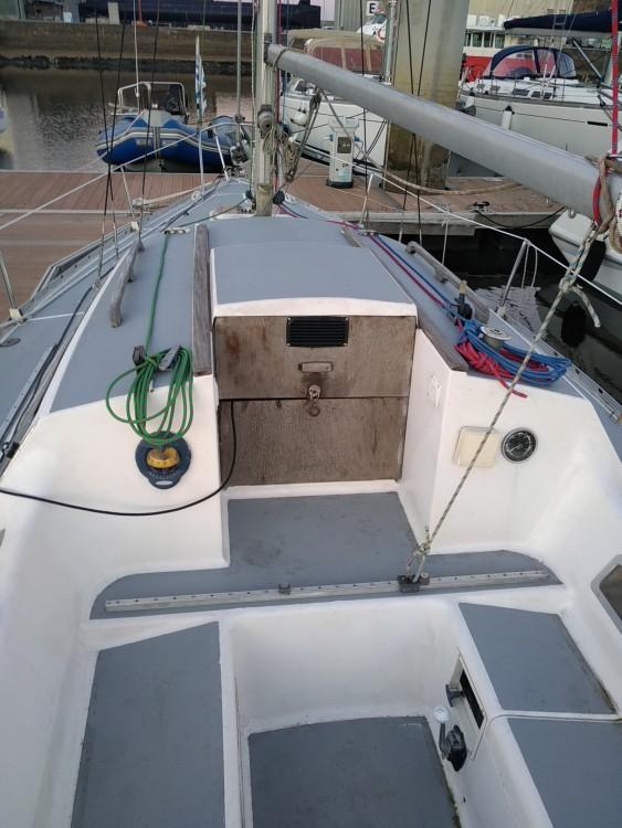 Location yacht à Lorient - Jeanneau Fantasia 27 sur SamBoat