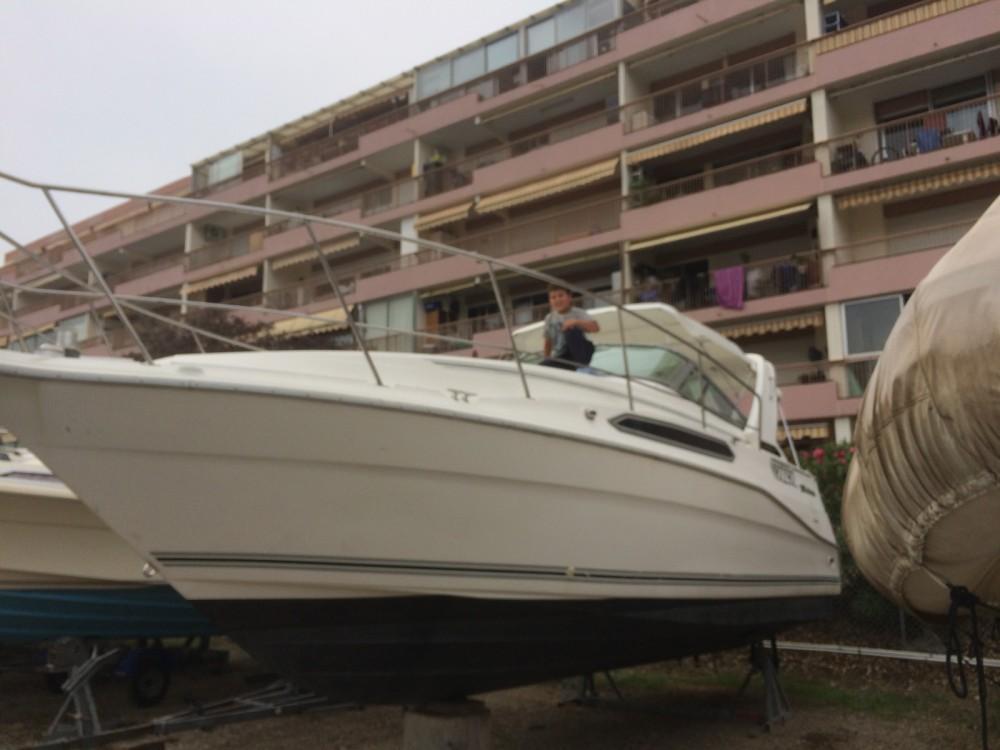 Location bateau Cruiser Yachts Modem 2870 rogue  à Mandelieu-la-Napoule sur Samboat