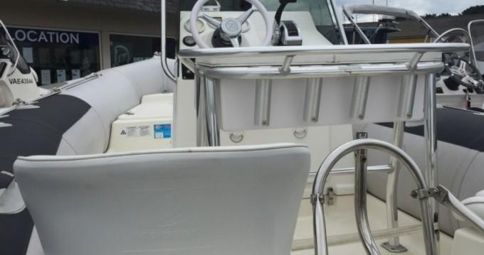 Location bateau Séné pas cher Pro 550