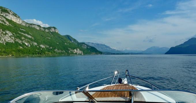 Louer Bateau à moteur avec ou sans skipper Pacific Craft à Le Bourget-du-Lac