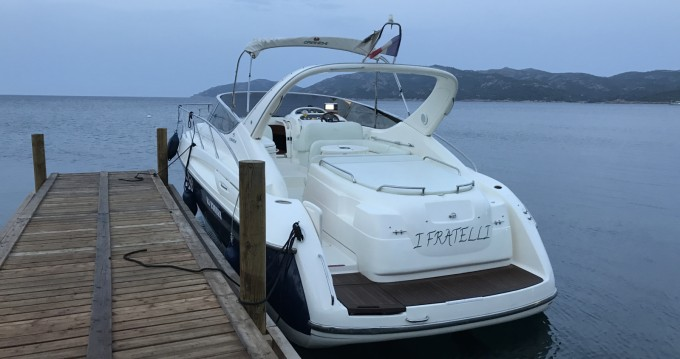 Location yacht à Bonifacio - Cranchi Endurance 39 sur SamBoat