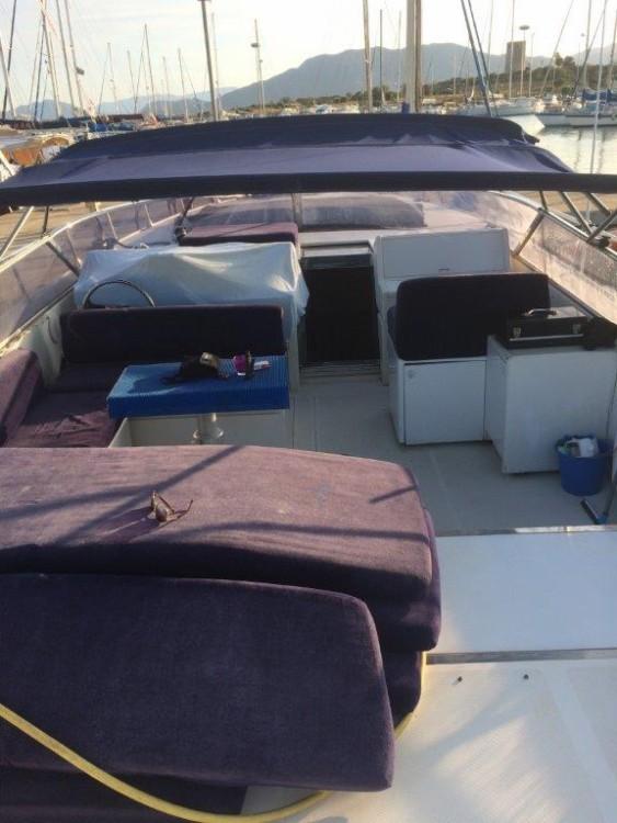 Location bateau Mondo Marine Arrow 50 à Porto-Vecchio sur Samboat
