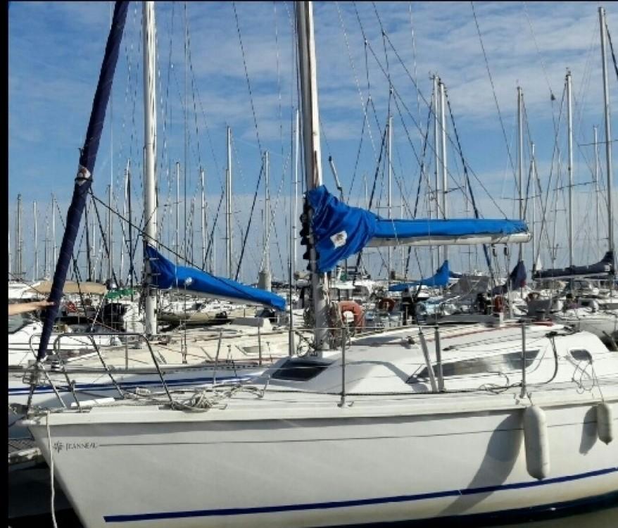 Jeanneau Sun Odyssey 28.1 entre particuliers et professionnel à Brest