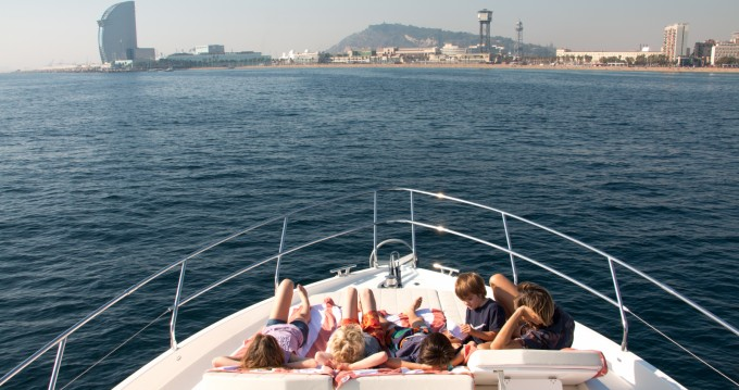 Location yacht à Barcelone - Absolute Yachts Absolute 52 Fly sur SamBoat