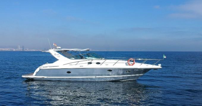 Alquiler de barcos Barcelona barato de Mustang 46 Sport