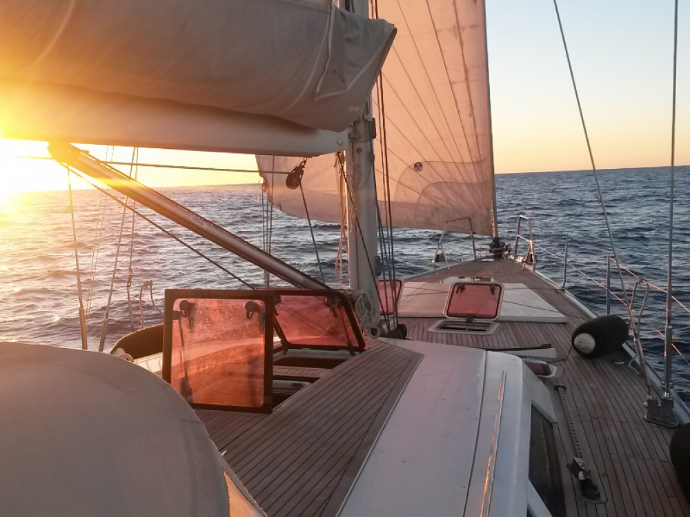Rent a Hanse Hanse 540 E Port Olímpic