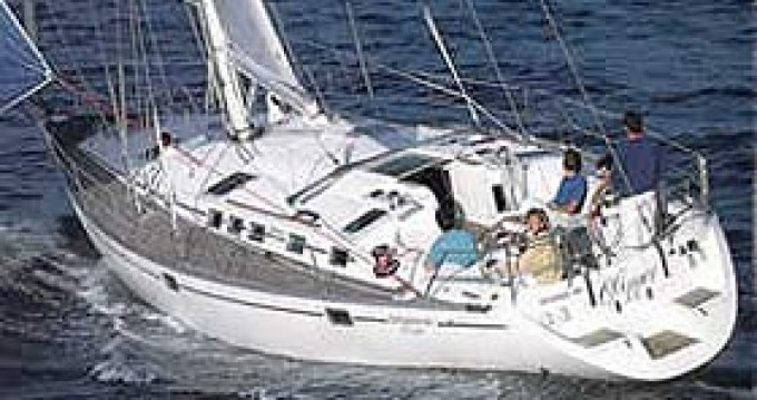 Rental yacht Port Olímpic - Hanse Hanse 540 E on SamBoat