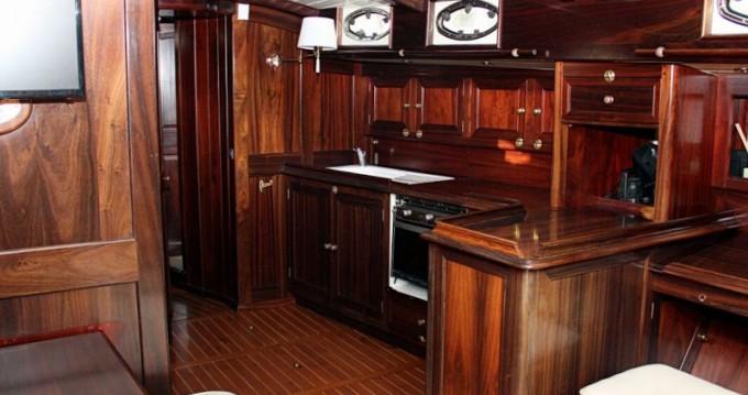 Boat rental Barcelona cheap Patrick Chevalier