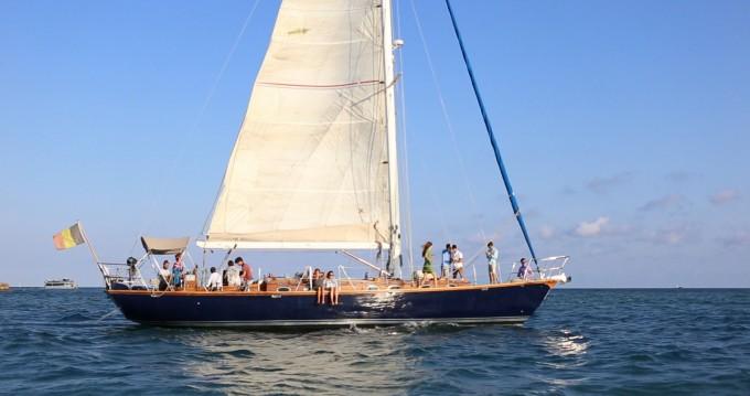 Alquiler de barcos Barcelona barato de Patrick Chevalier