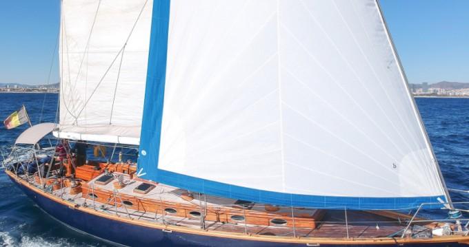 Rental Sailboat in Barcelona - Bavaria Patrick Chevalier