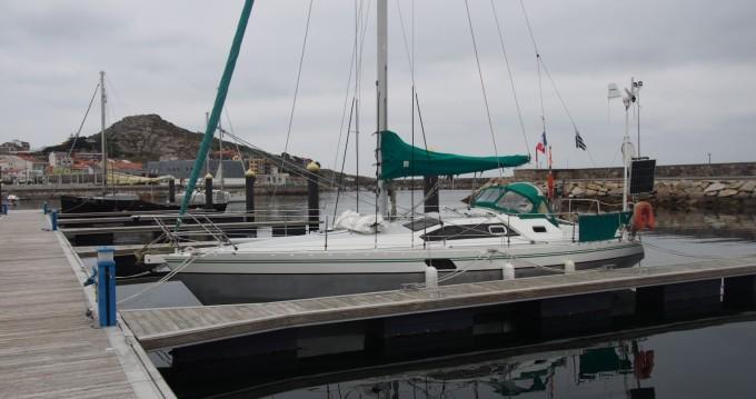 Location bateau Loctudy pas cher Ovni 32