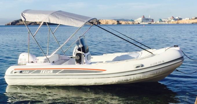 Semi-rigide à louer à Ibiza (Ville) au meilleur prix