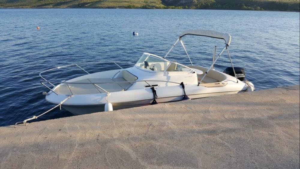 Location yacht à Novi Vinodolski - Bénéteau Flyer 650 Sun Deck sur SamBoat