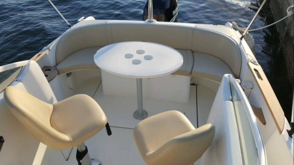 Location bateau Novi Vinodolski pas cher Flyer 650 Sun Deck