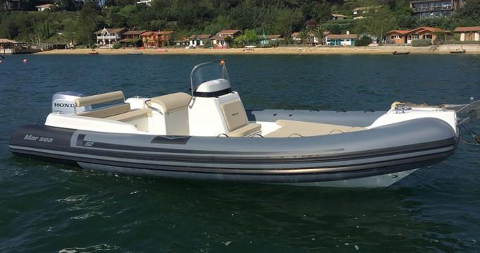 Louez un Marsea Comfort 150 à Cap Ferret