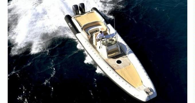 Location bateau Sacs Stratos 42 à Ajaccio sur Samboat