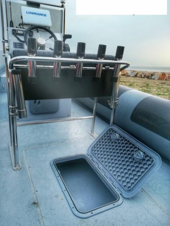 Rental yacht Argelès-sur-Mer - Searib's Searib's Open Fishing 580 on SamBoat