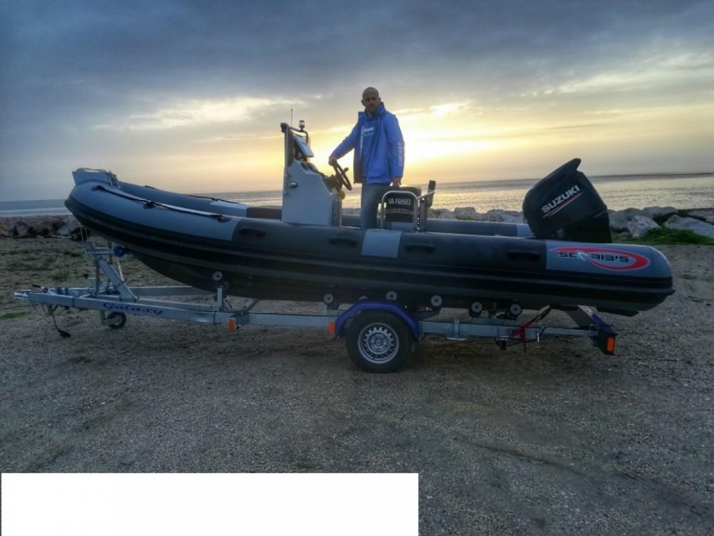 Boat rental Searib's Searib's Open Fishing 580 in Argelès-sur-Mer on Samboat