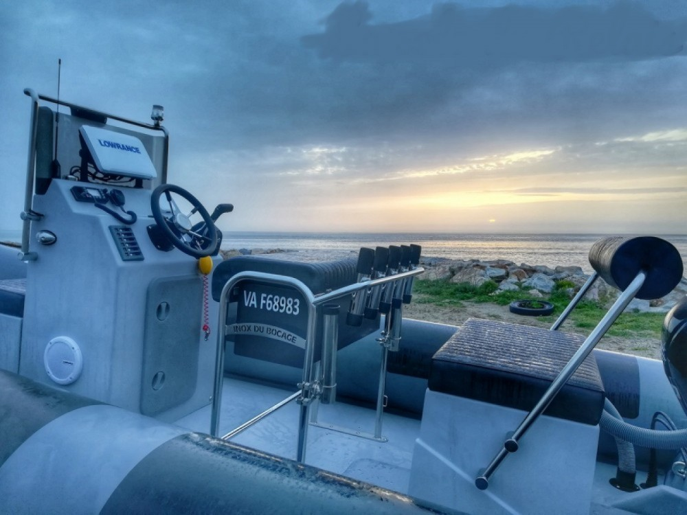 Boat rental Argelès-sur-Mer cheap Searib's Open Fishing 580